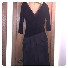 Tadashi Collection Dresses & Skirts - NEW!  Gorgeous Tadashi Black Dress
