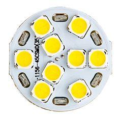1156 LED Bulb - Single Intensity 45 SMD LED Tower Turn signal