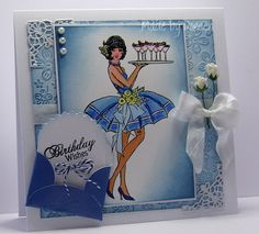 Doreens Dream featuring Frou Frou from #crafterscompanion