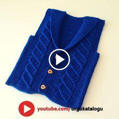 Baby Sweaters, Baby Knitting Patterns, Babies, Fashion, Wool Yarn, Sweater Vests, Tejidos, Moda, Babys