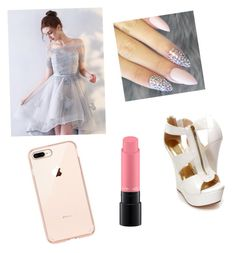 """""""Untitled #10"""" by ruhieliz on Polyvore featuring MAC Cosmetics"""