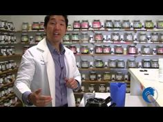 """""""How To Prepare Your Raw Herbs"""" - Instructional Demo with Dr. Thomas Kouo"""