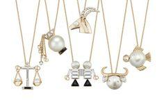 f74f80fa031 Signos do zodíaco nos colares da Dior
