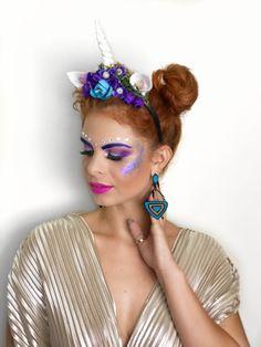 Petites Vaidades: Vire um unicórnio nesse carnaval - Maquiagem