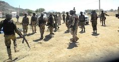 Nigerian Army Intercepts Fleeing Wives and Children of Boko Haram Fighters in Yobe
