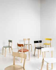 Artek - Products - Chairs - CHAIR 69