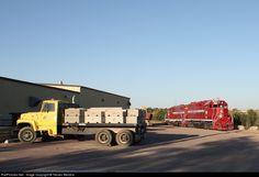 RailPictures.Net Photo: EE 47 Ellis & Eastern EMD GP38-2 at Sioux Falls, South Dakota by Trevies Werdna