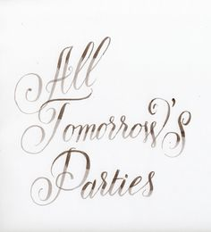 All tomorrows pasties...