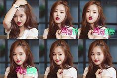 APINK - Son NaEun 손나은 'APink Showtime' (에이핑크 쇼타임) sexy red lips 140807 : 더 섹시할수 있는데 언니들 나은이한테만 너무 보수적이얌 ㅋㅋㅋ 플짤&캡쳐&움짤 : 네이버 블로그