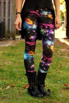 Galaxy Leggings - S