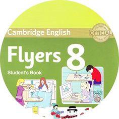 Cambridge YLE Tests Flyers 8 CD Audio