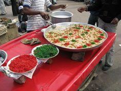 Pretty street food!