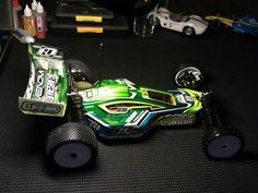One Of My Favorite Rc Paint Jobs By Mimo Solazzo Probably The Best Painter Out There Imo