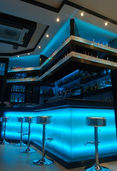 """Cofee Shop Interior Design - Silvan Francisco, """"Caypi"""", in Madrid. 2010"""