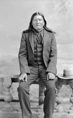 Warrior brother to Crazy Horse, Chief He Dog played a major part in the brief, heroic battle of the Sioux Indians against the entire force of the United States Government. http://bit.ly/1103WOZ