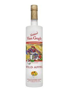 VAN GOGH WILD APPLE Van Gogh, Vodka Bottle, Apple, Drinks, Apple Fruit, Drinking, Beverages, Drink, Apples