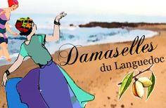 Connaissez vous les Damaselles du Languedoc? Une délicieuse gourmandise de la région.