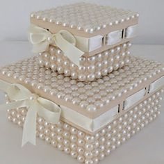 Creative Product Ideas diy crafts home made easy crafts craft idea crafts ideas diy ideas diy crafts diy idea do it yourself diy projects diy craft handmade organization organizing Pearl Crafts, Altered Boxes, Pretty Box, Frame Crafts, Diy Wedding, Diy And Crafts, Decorative Boxes, Shabby Chic, Diy Projects