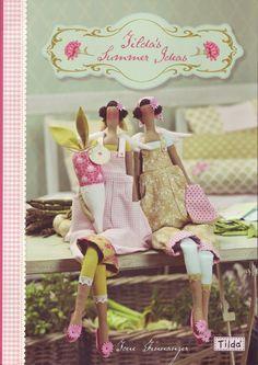 Tilda - summer - revista complete