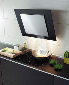 #Campanas de cocina de #diseño