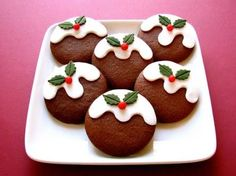 easy christmas biscuit decorations - Google Search