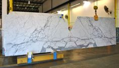 book matched Statuario Marble #MOTW #BookMatchedSlabs