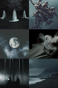 "oftalonsandteeth: "" Witchcraft Aesthetic // Woman of the Night ""you come out at night that's when the energy comes and the dark side is light and the vampires roam "" """