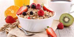 Ein gesundes Frühstück beugt Müdigkeit vor