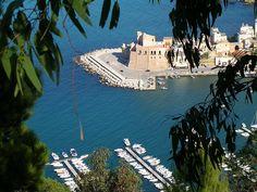 Sizilien Castellammare del Golfo by ullaegino-sizilienreise, via Flickr