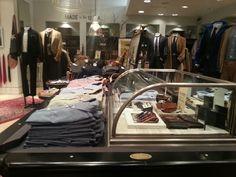 Club Monaco men's store