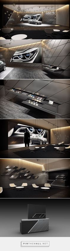 BMW 7er Closed Room Pitch on Behance... - a grouped images picture - Pin Them All