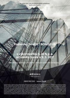2017, Podielový fond J&T BOND EUR