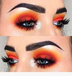 Gorgeous Makeup: Tips and Tricks With Eye Makeup and Eyeshadow – Makeup Design Ideas Matte Makeup, Eye Makeup Tips, Makeup Goals, Skin Makeup, Glitter Makeup, Makeup Products, Easy Makeup, Airbrush Makeup, Beauty Products