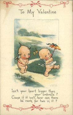 Rose ONeill Kewpies postcard   eBay