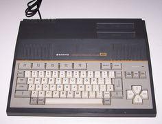 Sanyo PHC-28 (MSX)