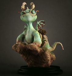 Raul Tavaras  Sculpt and polypaint in zbrush, render with maya and mental ray