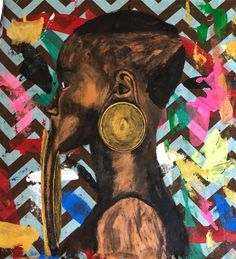 #artinnyc #nycartist #nycartgallery #blackgirls #artistinstudio #painting #wallart #mursi #africa African Women, Figurative Art, Black Girls, Art Gallery, Wall Art, Painting, Art Museum, Fine Art Gallery, Painting Art