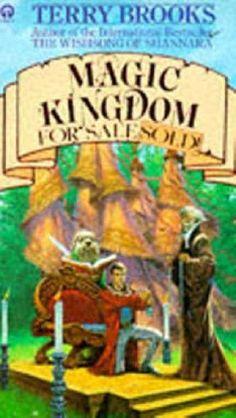 Magic Kingdom For Sale/Sold (Magic Kingdom of Landover #1) - Great series!