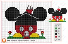 Mickey Mouse Home saved