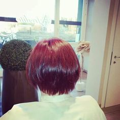 #redhair #acconciature #fashion #golook #hairestyle #hairlook #hair #haircolor #look