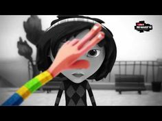 CGI 3D Animated Short HD Cidade Colorida By