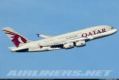 Airbus A380-861 - Qatar Airways | Aviation Photo #4910499 | Airliners.net