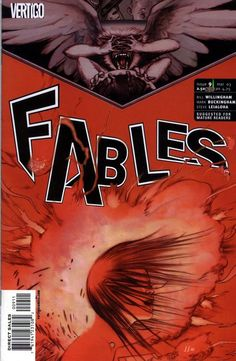 Fables #9 cover image All DC Comics characters and the distinctive likeness(es) thereof are Trademarks & Copyright © 1938-2014 DC Comics, Inc. ALL RIGHTS RESERVED.