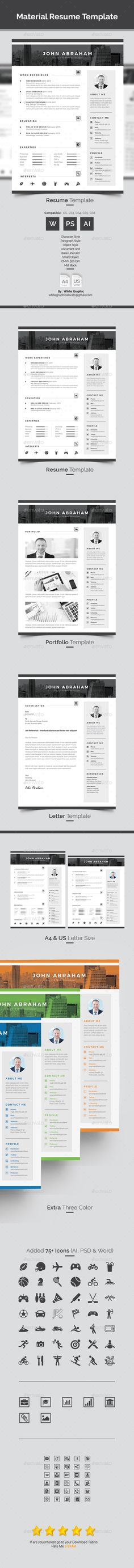 A Free Template For An Eye-Catching, Infographic-Style Vertical - free eye catching resume templates