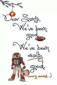 Merry Christmas and War Eagle!!!!