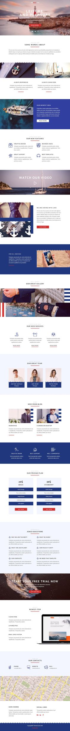 25 Email templates bundle + Builder by ThemesCode on @creativemarket