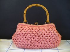 1950s handbags vintage | Vintage Goodness 1.0: New goodness at auction on eBay - plus vintage ...