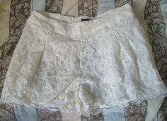 Cute lace short from Vero Moda. I got this 70% off.