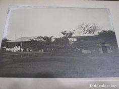 Fotografía antigua: Guinea Ecuatorial, Fernando Poo y Camerún alemán en 1910, con general Barrera, lote 6 fotos - Foto 7 - 93043310