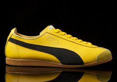 4fef993ed544 Yellow Star · Pumas ShoesVintage ...